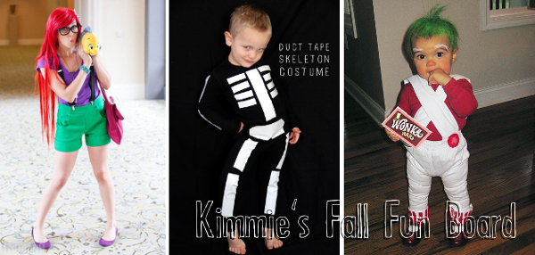 Kimmie's Fall Fun Pinterest Board