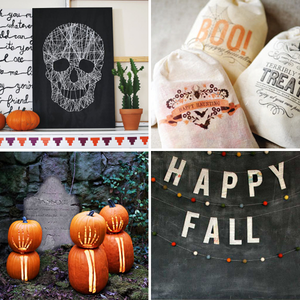 Fall Crafts Tutorials