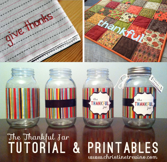Thankful Craft Tutorials