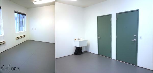RCC Studio Before