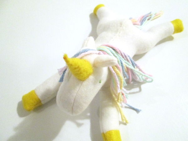 Unicorn Plush Toy | Red Circle Crafts