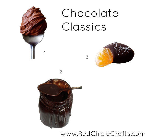 Chocolate Classics | Red Circle Crafts
