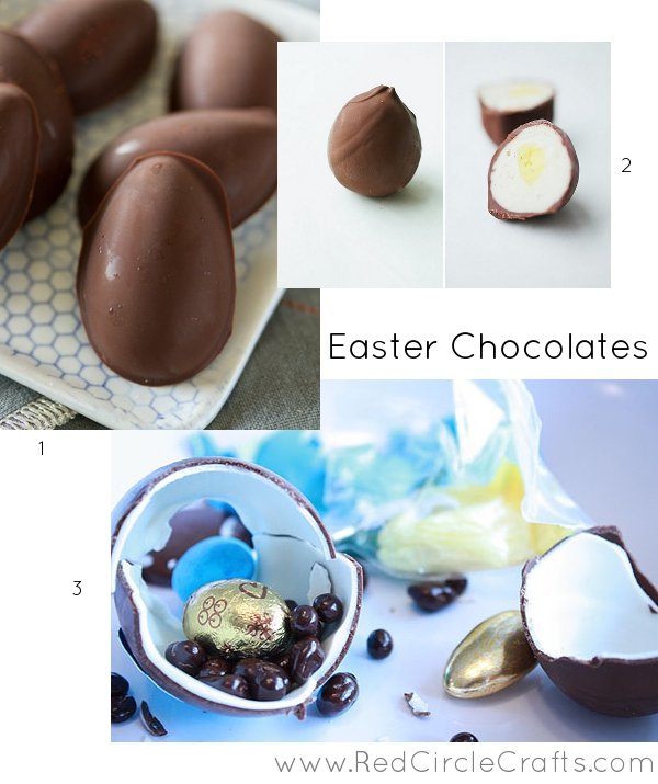 Easter Chocolate Ideas | Red Circle Crafts
