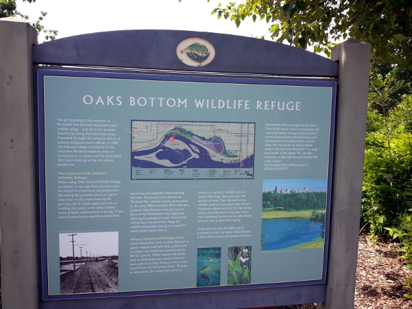 Oaks Bottom Refuge