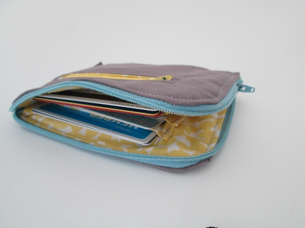RFID Blocking Wallet Tutorial | Red Circle Crafts