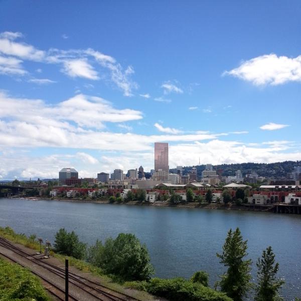 Summer in Portland