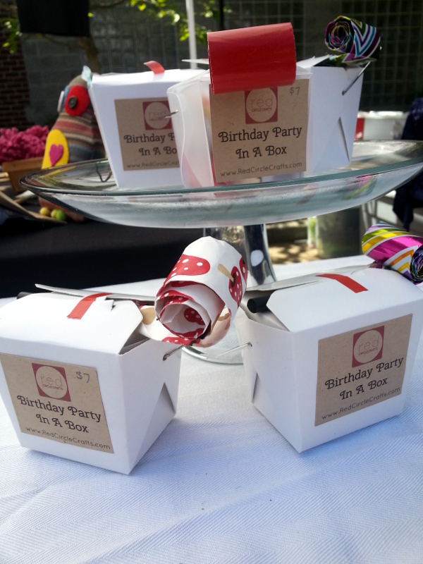Division Street Fair | Red Circle Crafts