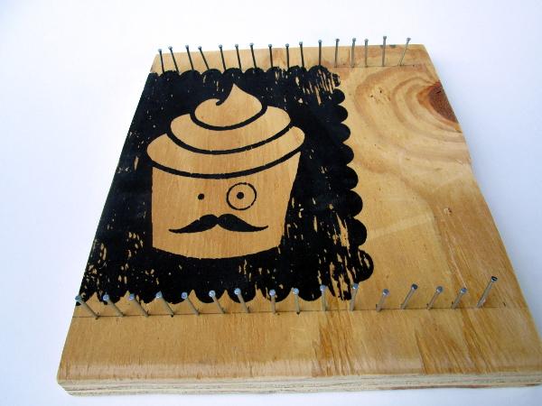 Lap Loom | Red Circle Crafts