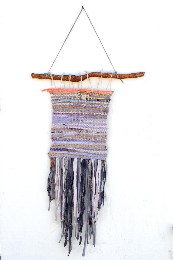 Wall Hanging from Southern Textiles on Etsy