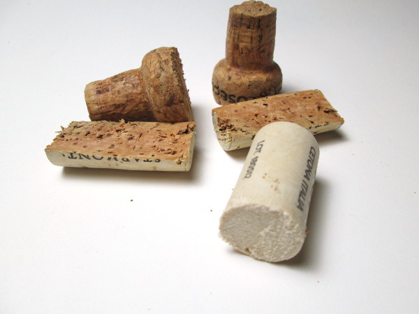 Wine Cork Stamps Tutorial | Red Circle Crafts