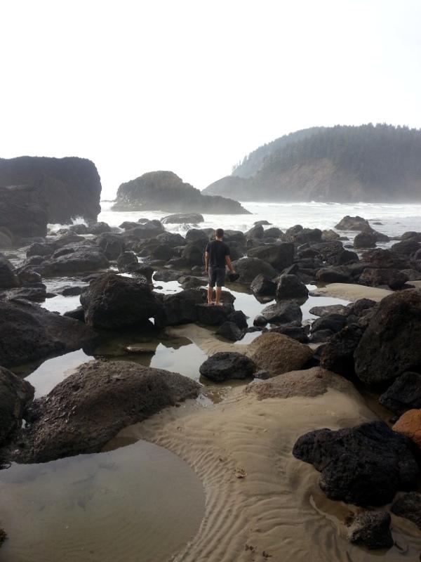 Oregon Coast Adventures | Red Circle Crafts
