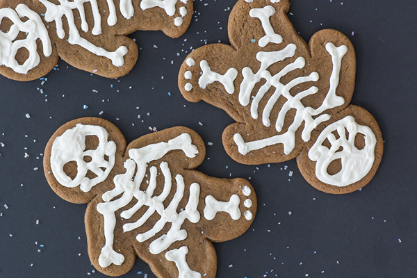 Gingerdead Cookies from Kailey's Kitchen