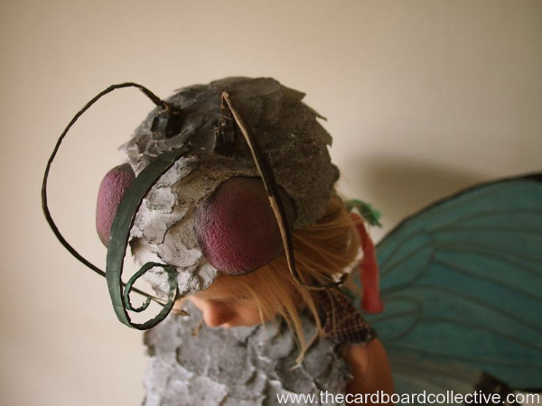 Butterfly Costume from the Carboard Collective