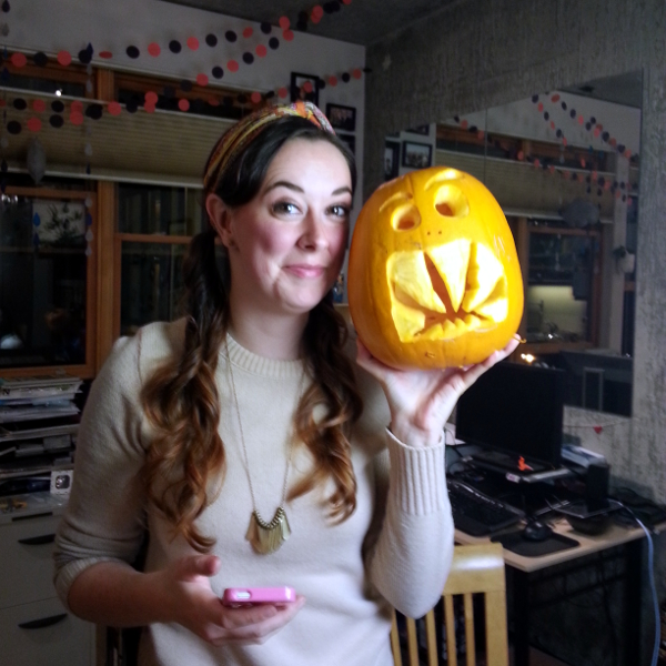Pumpkin Carving Craft Night | Red Circle Crafts