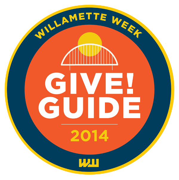 Give!Guide from Willamette Weekly