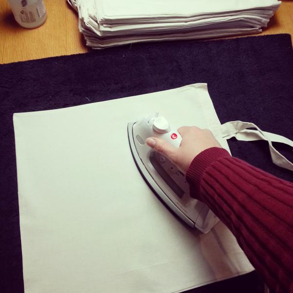 Swag Bag Printing | Red Circle Crafts