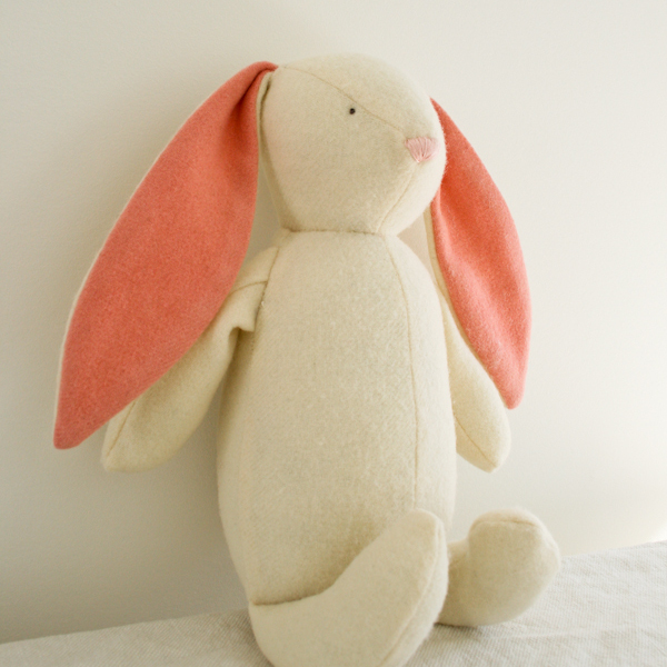 Wool Bunny from Purl Bee