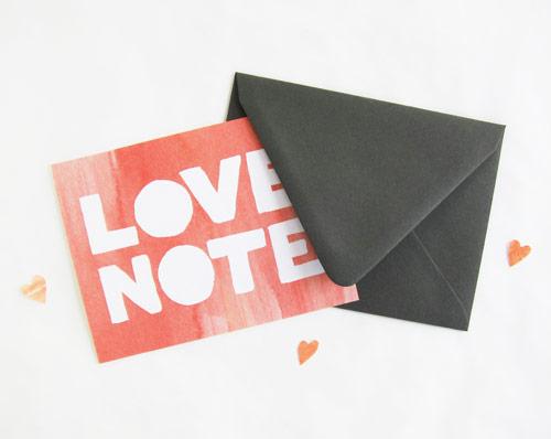 Printable Valetine from Frolic Blog
