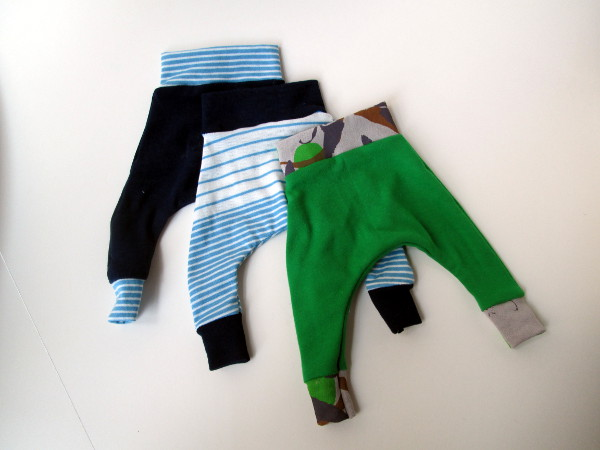 Baby Harem Pants | Red Circle Crafts