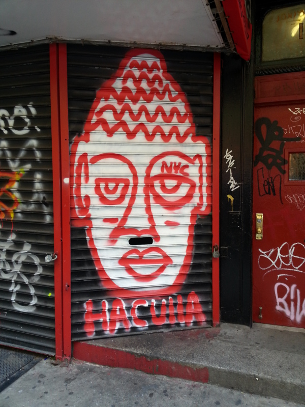 NYC Street Art | Red Circle Crafts