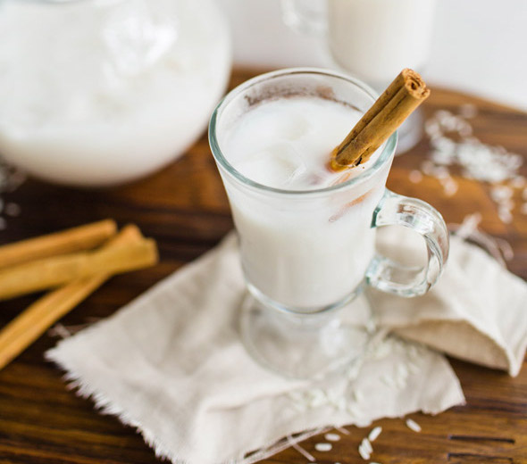 Homemade Horchata | Say Yes