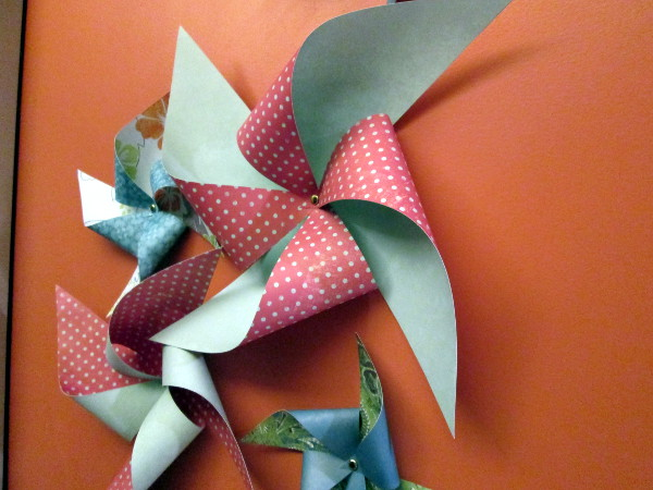 Pinwheels | Red Circle Crafts
