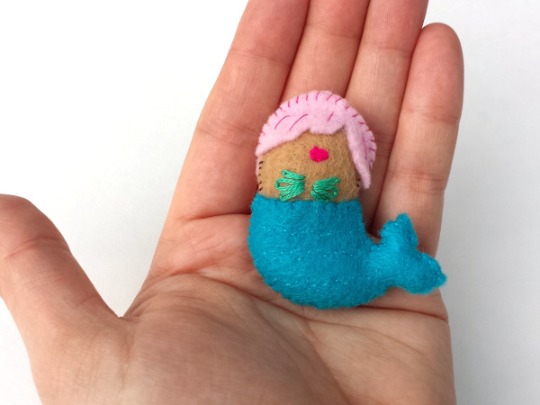 Tiny Stuffies | Red Circle Crafts
